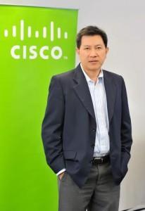 วัตสัน ถิรภัทรพงศ์ กรรมการผู้จัดการ บริษัท ซิสโก้ ประเทศไทย และภูมิภาคอินโดจีน