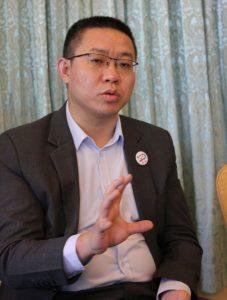 วัง อี้ฝาน กรรมการผู้จัดการ หัวเว่ย ประเทศไทย
